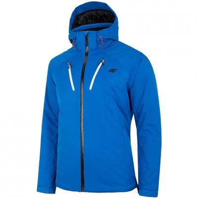 Geaca Ski 4F albastru H4Z20 KUMN005 33S pentru Barbati