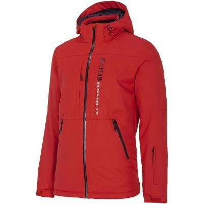 Geaca Ski 4F Dark rosu H4Z20 KUMN003 61S pentru Barbati