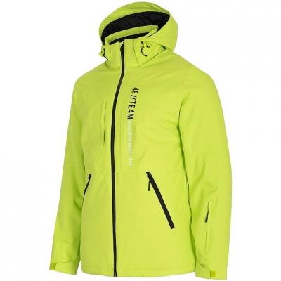 Geaca Ski 4F Juicy verde H4Z20 KUMN003 45S pentru Barbati