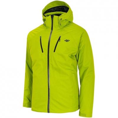 Geaca Ski 4F Juicy verde H4Z20 KUMN005 45S pentru Barbati