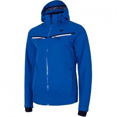 Geaca Ski barbati 4F albastru H4Z19 KUMN007 33S