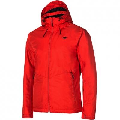 Geaca Ski barbati 4F rosu H4Z19 KUMN001 62S