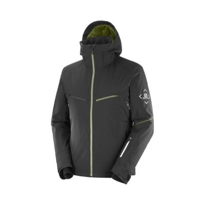 Geaca Ski Barbati BRILLIANT JKTM Negru Salomon
