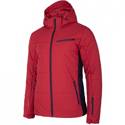 Geaca Ski barbati Outhorn Dark rosu HOZ19 KUMN604 61S