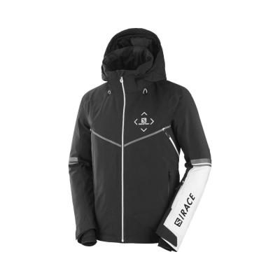 Geaca Ski Barbati RACE JKT M Negru Salomon