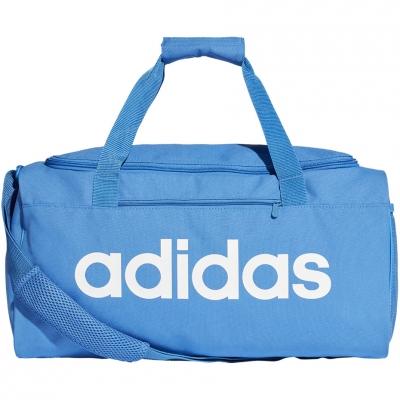 Geanta Adidas Linear Core Duffel S albastru DT8623