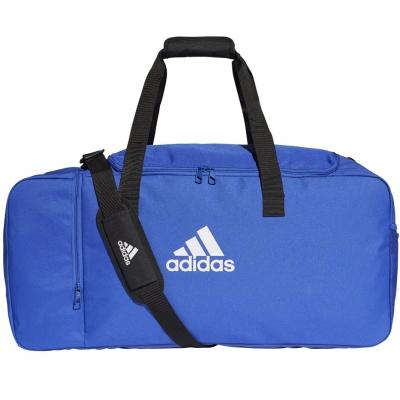 Geanta Adidas Tiro Duffel L albastru DU1984 copii teamwear adidas teamwear