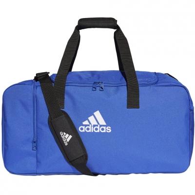 Geanta Adidas Tiro Duffel M albastru DU1988 copii teamwear adidas teamwear