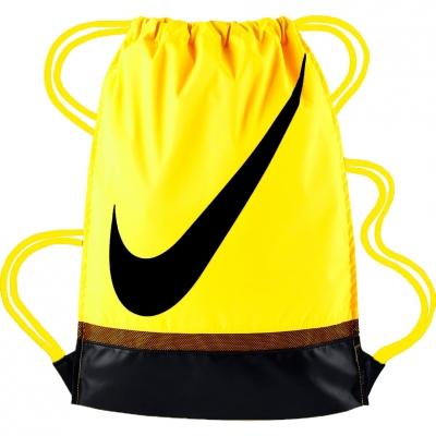 Geanta de Adidasi Nike Academy galben BA5424 731