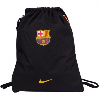 Geanta de Adidasi Nike FCB Stadium GMSK - FA21 negru DC3090 010