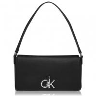 Geanta de Umar Calvin Klein Re-Lock negru bax