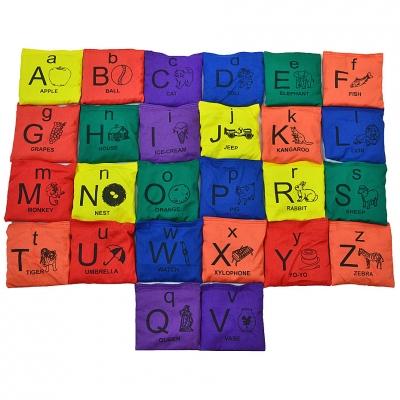 Set Geanta Skimmer NO10 ALFABET VEDB-AZ5X5 alphabet ()