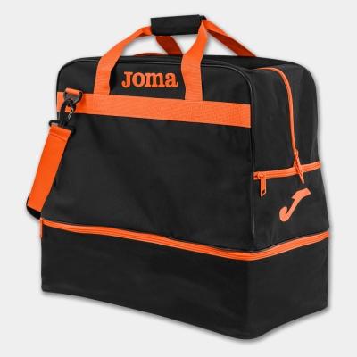 Geanta Joma antrenament III negru-portocaliu -large-