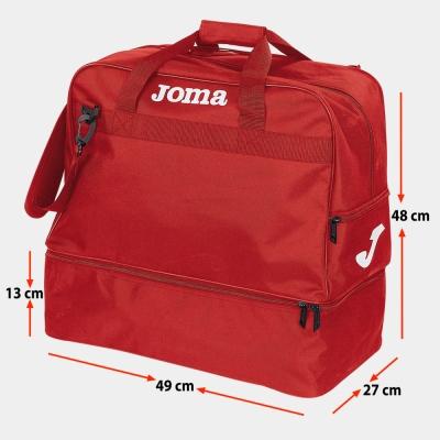Geanta Joma antrenament III rosu -large-