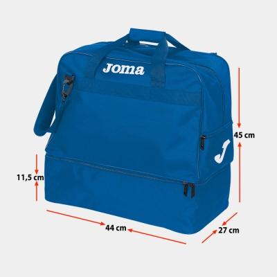 Geanta Joma antrenament III Royal -medium- albastru roial