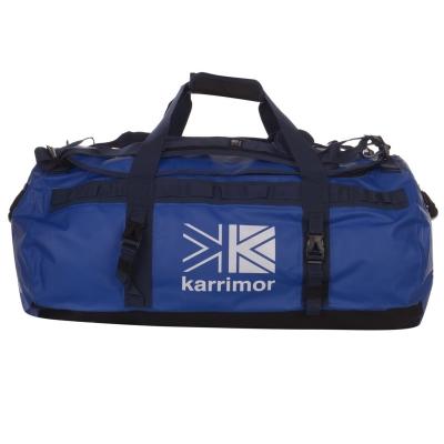 Geanta Karrimor 90L Duffle albastru deschis
