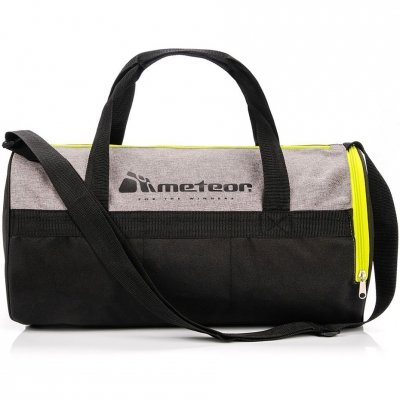 Geanta Meteor Siggy 25L Fitness gri-lime 74554
