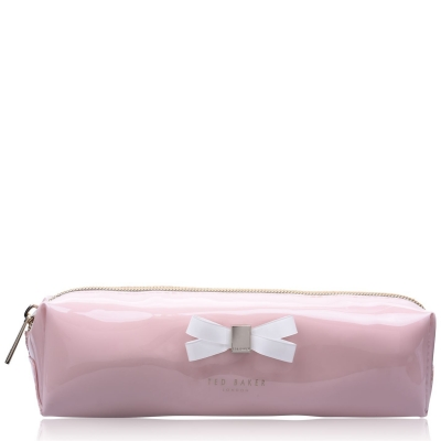 Ted Baker Holleey Bow Brush Case roz