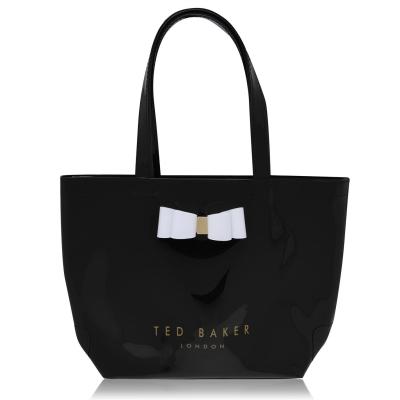Geanta Tote Ted Baker Haricon negru