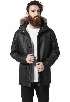Geci de iarna barbati fashion negru Urban Classics