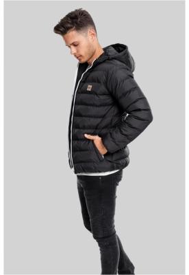 Geci de iarna basic negru-alb Urban Classics