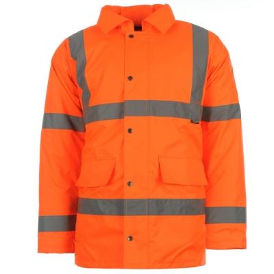 Geci groase Dunlop reflectorizant pentru Barbati portocaliu