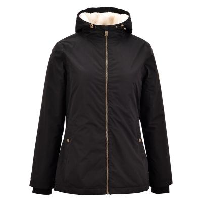 Jacheta parka Gelert Highland pentru femei negru