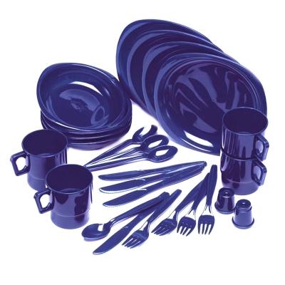 Gelert 26 Piece Dining Set albastru