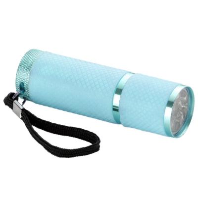 Gelert Lumi Glow LED Torch albastru