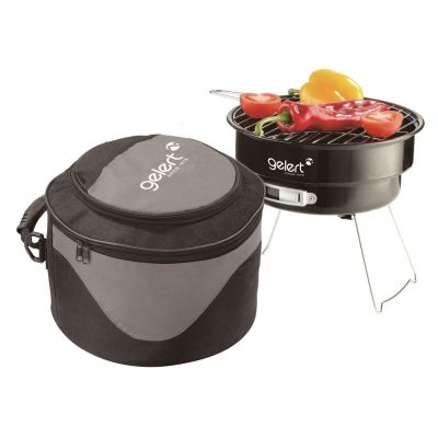 Gelert Portable BBQ and Cooler