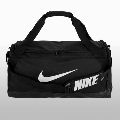 Geanta de sala Nike Brasilia Medium Duff Unisex adulti negru