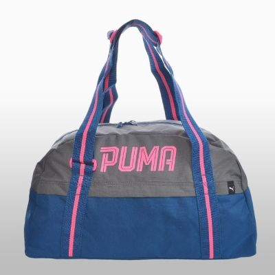Geanta Puma Fundamentals Sports Bag Female Femei
