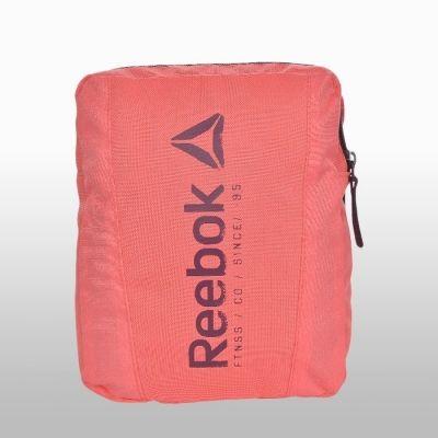 Geanta de umar roz Reebok Found City Bag Femei