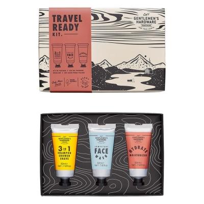 Gentlemens Hardware Travel Ready multicolor