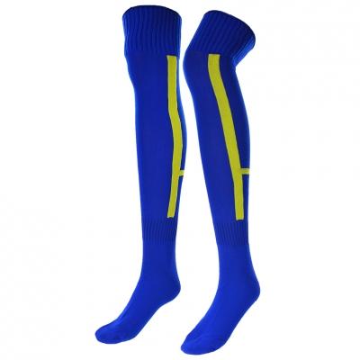 Jambiere fotbal fotbalist 35-37 albastru / galben