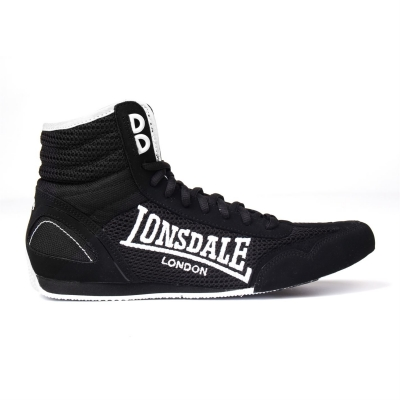 Ghete box Lonsdale Contender pentru baietei