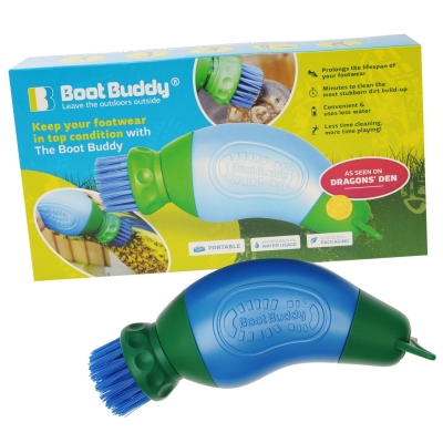 Ghete Buddy Buddy Shoe and Cleaner