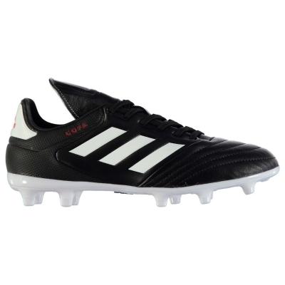 Ghete de fotbal adidas Copa 17.3 FG pentru Barbati negru alb