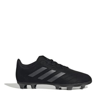 Ghete de fotbal adidas Goletto FG pentru copii negru