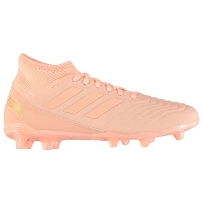 Ghete de fotbal adidas Predator 18.3 FG pentru Barbati portocaliu