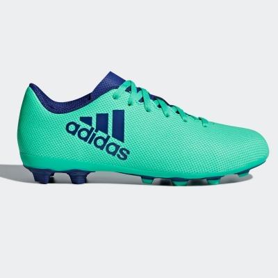 Ghete de fotbal adidas X 17.4 FG pentru copii