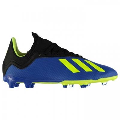 Ghete de fotbal adidas X 18.3 FG pentru copii