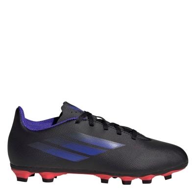 Ghete de fotbal adidas X .4 FG pentru Copii negru sonicink