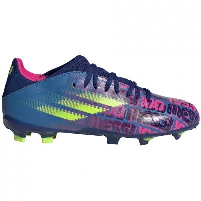 Ghete de fotbal Adidas X Speedflow Messi.3 FG FY6932 pentru copii