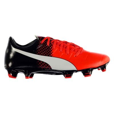 Ghete de fotbal Evo Power 3.3 FG pentru Barbati rosu negru