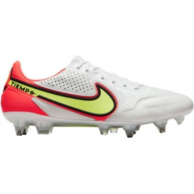 Ghete de fotbal fotbal  Nike Tiempo Legend 9 Elite SG-PRO AC alb DB0822 176