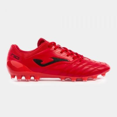 Ghete de fotbal Joma Numero-10 Pro 906 rosu gazon sintetic