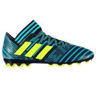 Ghete de fotbal adidas Nemeziz 17.3 AG pentru copii