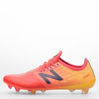 Ghete de fotbal New Balance Furon 4.0 Pro Firm Ground rosu