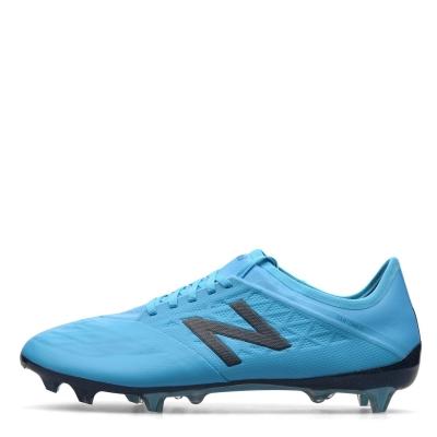 Ghete de fotbal New Balance Furon V5 Pro FG din piele